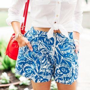 Parker Floral Shorts